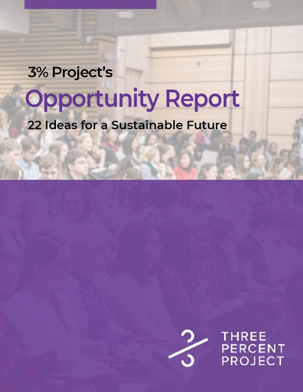 Opportunity Report Cover
